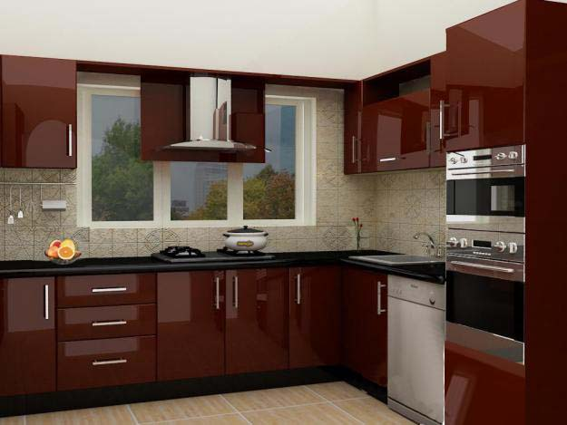 Designer kitchen our stylish range of modular kitchen vira is designed